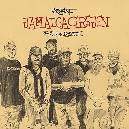 Labyrint feat. Amsie Brown & Sly & Robbie