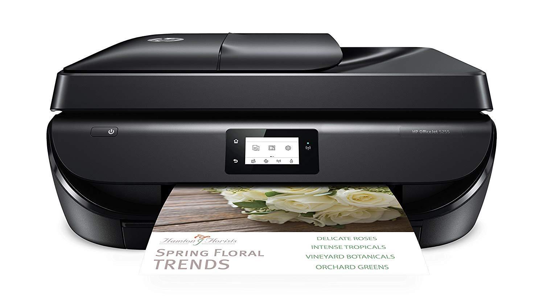 HP OfficeJet 5255 Wireless Replenishment