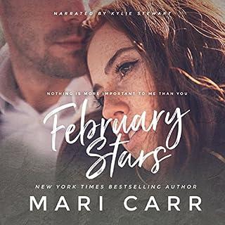 February Stars cover art