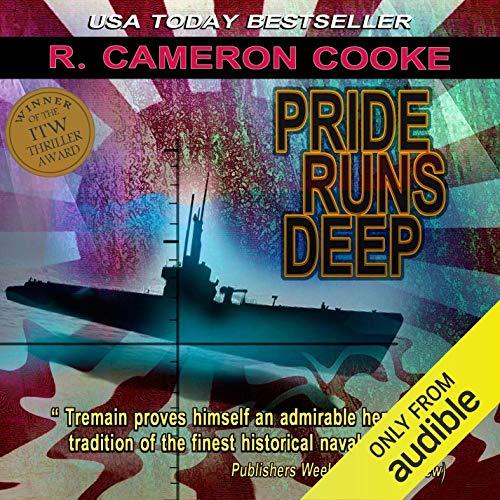 Pride Runs Deep audiobook cover art