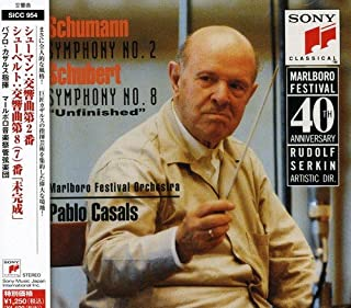 シューマン:交響曲第2番/シューベルト:交響曲第8(7)番「未完成」