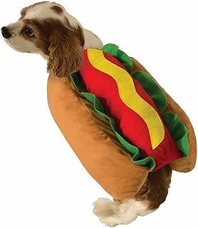 weiner costume for dog