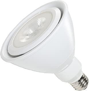 (Pack of 6) Halco 82062 - PAR38FL17/950/W/MV/LED PAR38 17W 5000K Non-Dimmable 40 Degree 120-277V E26 ProLED Flood Light Bulb