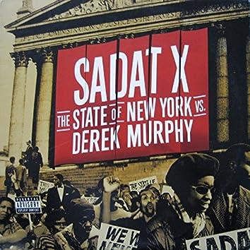 The State of New York vs. Derek Murphy