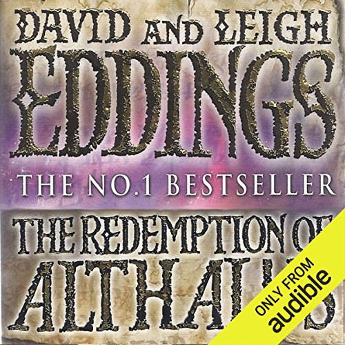 The Redemption of Althalus audiobook cover art