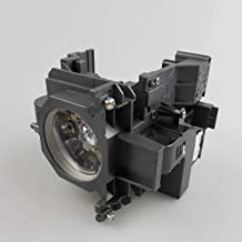 CTLAMP A+ Quality POA-LMP137/6103475158 003-120531-01 Replacement Projector Lamp with housing Compatible with Sanyo PLC-WM4500 PLC-XM100 PLC-XM100L PLC-XM5000 PLC-XM80 PLC-XM80L