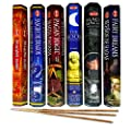 Pagan Magic Incense Sticks Variety Pack