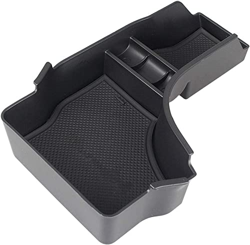 discount Mallofusa Center Console Armrest Storage Box Secondary wholesale Insert popular Organizer Tray Compatible for Lexus is 2014 2015 2016 outlet sale