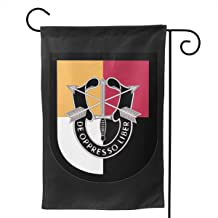 BJHYQSMQ US Army 3rd Special Forces Group Garden 12.5 X 18 Inch