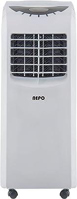 NEPO NPP-A112C Portable Air Condition, 1, White
