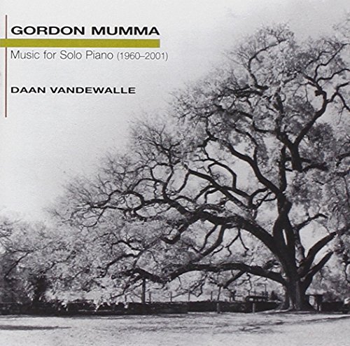 Piano Daan Vandewalle - Mumma: Music For Solo Piano (1960-2