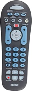 RCA RCR314WZ 3-Device Big Button Dual Navigation Remote with Backlit Keybad