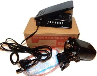 Domestic HOME SEWING MACHINE MOTOR & PEDAL SINGER HA1 15 66 99K