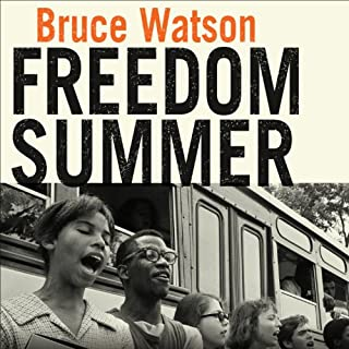 Freedom Summer audiobook cover art