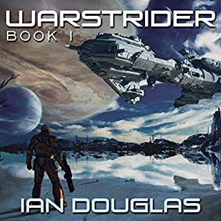 Warstrider: Warstrider, Book 1 cover art