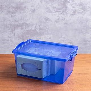 Organizador com Trava Ordene Br Azul 4L