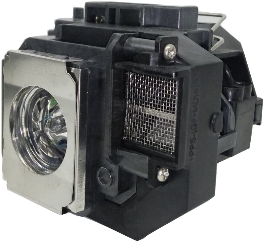 Elplp54 Replacement Projector Lamp with Housing for V13H010L54 H311a H310a H331b; PowerLite Home Cinema 705HD; PowerLite S7 W7 S8+; EX31 EX51 EX71; EB-S7 EB-X7 EB-S72 EB-X72 for e-pson