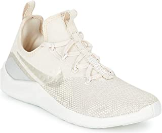 Women's Free TR 8 Training Shoe (8.5, Light Cream)