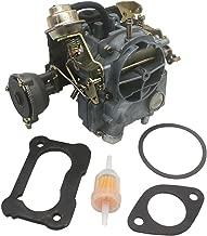 KIPA Carburetor For Rochester 2GC 2 Barrel Type Chevy Chevrolet 5.7L 350 6.6L 400 Engines B60 Blazer C10 C20 C30 C50 C60 C70 Camaro Caprice Chevelle Corvette G10 G20 G30 K10 K20 K30 P10 P20 P30 Malibu