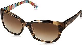 Kate Spade Women's Johanna Rectangular Sunglasses