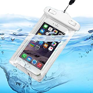 3 XL 2 XL 3a Greatcall Jitterbug Smart Smart2 HTC U12+ U11 U Ultra VG Case Black Floating Waterproof Cell Phone Case Dry Bag Pouch for Google Pixel 3a XL