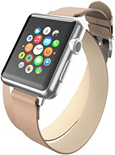 Incipio Apple Watch 42mm Reese Double Wrap Watchband - Taupe