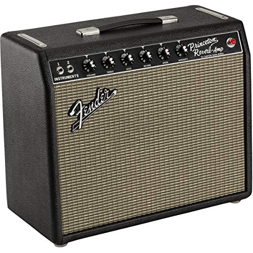 Fender 64' Custom Princeton Reverb – Negro