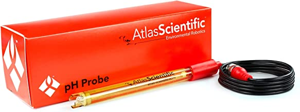 Atlas Scientific Lab Grade pH Probe 0 − 14 pH