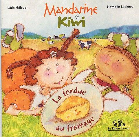 La fondue au fromage (Le Raton Laveur)