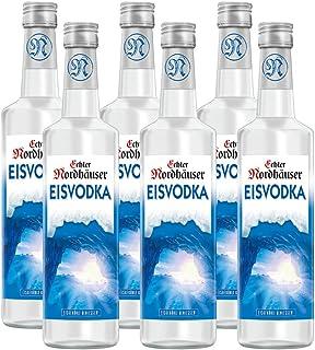 Echter Nordhäuser Eisvodka 6 x 0.7l – Eiskalter Vodka Genuss