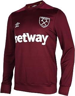Umbro West Ham United sweatshirt WUFC jumper Hammers fan merchandise Premier League