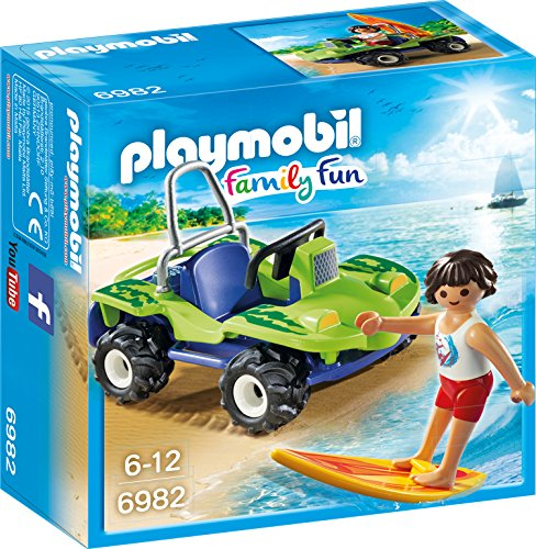 Playmobil 6982 - Surfer mit Strandbuggy