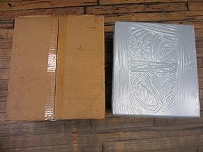 Hoffman A1614CH J Box, NEMA 12, Hinged Cover, Steel, 16.00