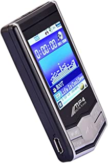 F Fityle 32GB Portable MP4 MP3 Player W/Fm Radio Lossless Music Player for Running
