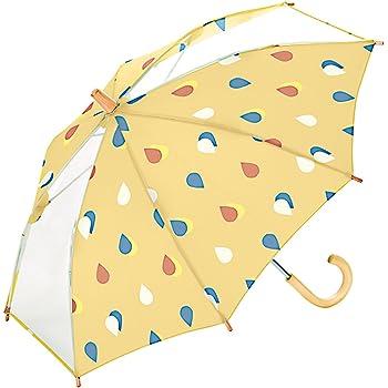 ワールドパーティー(Wpc.) 雨傘 長傘 キッズ傘  イエロー  40cm  子供 WK40-030