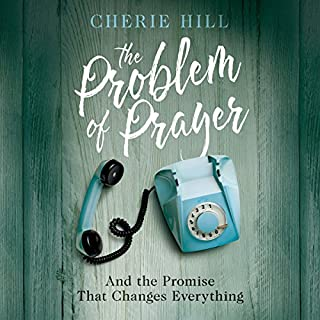 The Problem of Prayer audiobook cover art