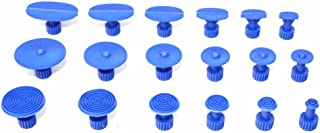 PIDINGER Paintless Dent Repair NylonTabs Hail Removal 18Pcs Blue