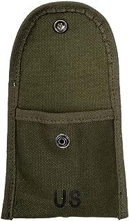 ZWJPW WW2 US Army Vietnam War m1956 Compass Bag Cotton Replica