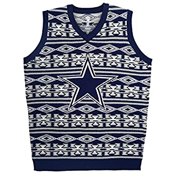NFL Dallas Cowboys AZTEC Ugly Sweater Large