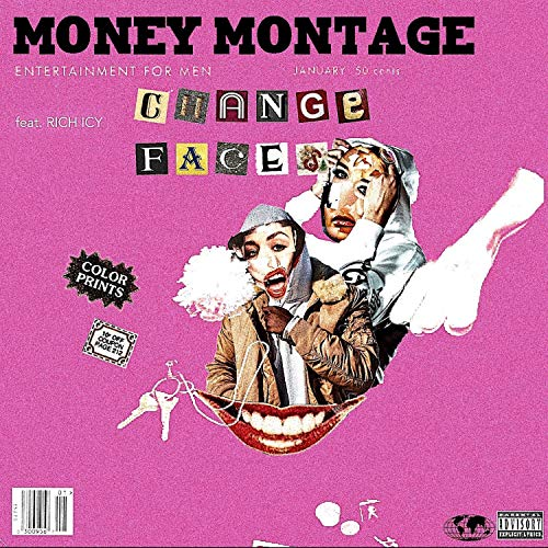 Change Faces (feat. Rich Icy) [Explicit]