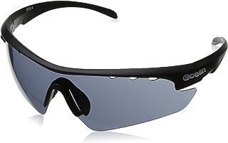 1be523d02d Ocean Sunglasses Ironman - gafas de sol- Montura : Negro Mate - Lentes :  Ahumadas