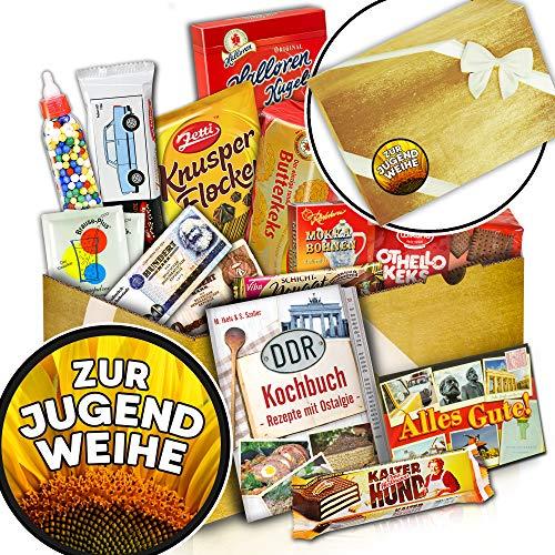 Geschenkideen DDR Süß + Zur Jugendweihe + Geschenke zur Jugendweihe