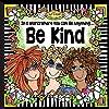 Suzy Toronto 2022年カレンダー 「in a World Where You Can Be Anything. Be Kind」 7.5 x 7.5インチ 12ヶ月壁掛けカレンダー ブルーマウンテンアートから彼女にインスピレーションとモチベーションを提供