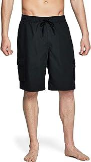 (テスラ)TESLA メンズ 水着 サーフパンツ 海水パンツ ハーフパンツ [UVカット・速乾] 水陸両用 スイムウェア