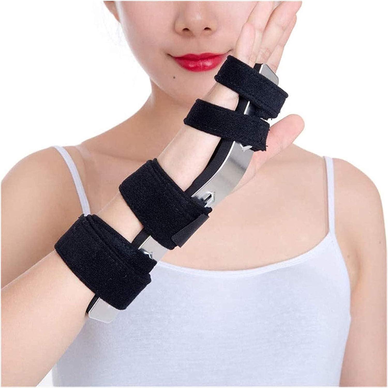 FGUD Max 67% OFF Adjustable Wrist Support Stabilization Selling rankings Comfortable Splint