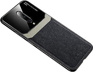حافظة هاتف من الجلد الناعم لهواتف ون بلس 7 برو - اسود