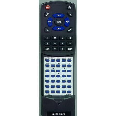 Magnavox TB110MW9 TeKswamp Remote Control