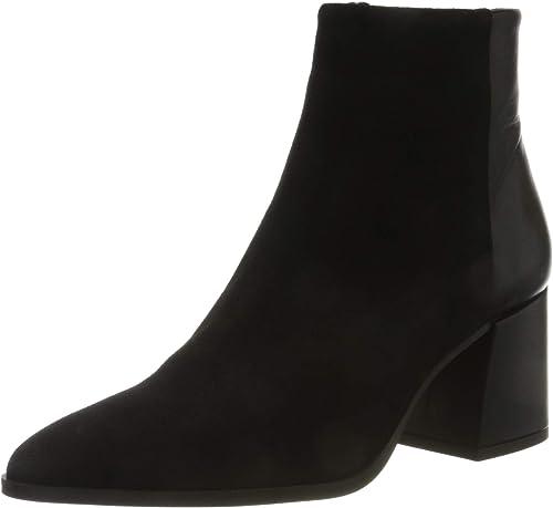 VERO MODA Vmnola Leather Boot, Botas Mujer