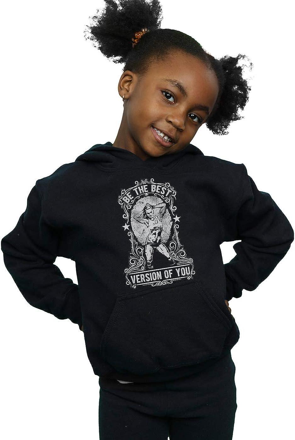 ABSOLUTECULT Drewbacca Girls Be The Best Version Hoodie