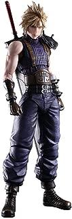 Play Arts Kai Final Fantasy VII Remake Cloud Strife Action Figure SDCC 2017 Limited Color